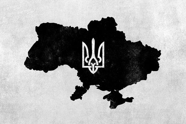 Medium ukraine grunge